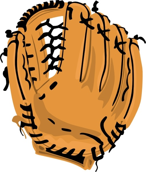 baseball glove clip art free vector in open office drawing svg rh all free download com baseball glove and ball clipart baseball glove outline clipart