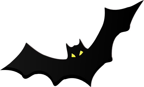 bat clip art free vector in open office drawing svg svg vector