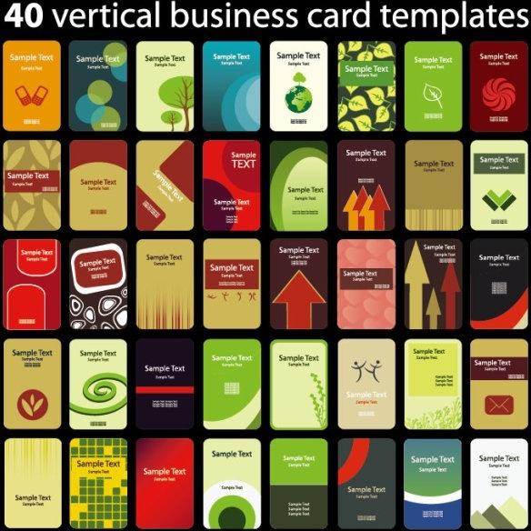 beautiful card template 02 vector
