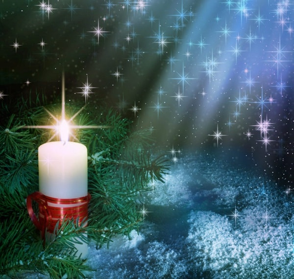 beautiful christmas design elements 04 hd picture