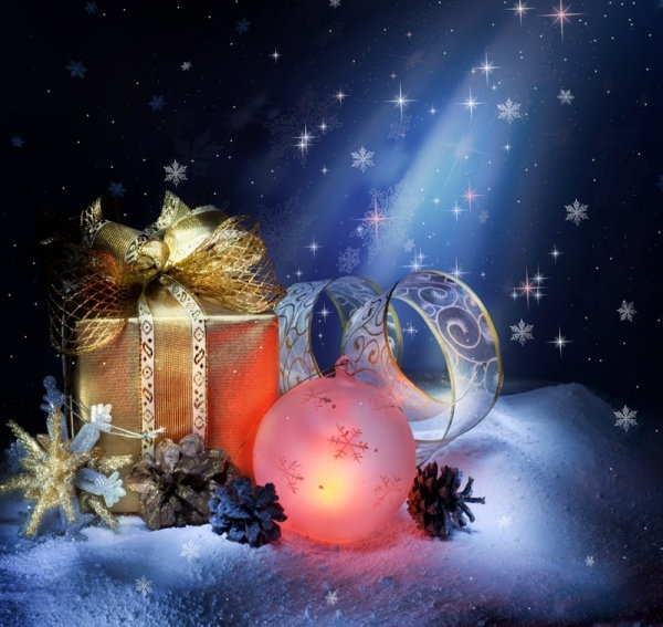 beautiful christmas design elements 19 hd picture