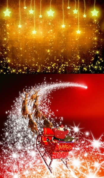 beautiful christmas design elements 21 hd picture