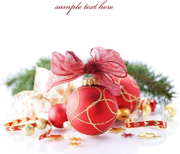 beautiful christmas design elements 37 hd picture