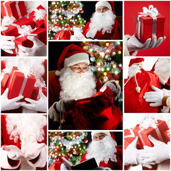 beautiful christmas design elements 76 highdefinition picture