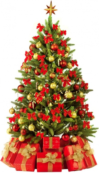 beautiful christmas tree 3 hd pictures