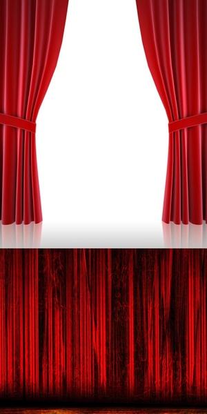 beautiful curtain 01 hd enlarge