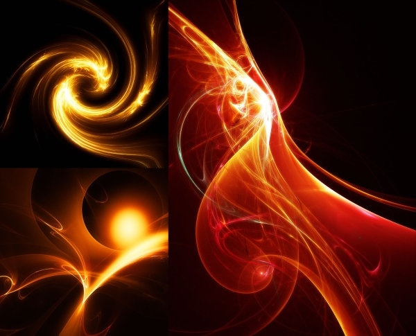 beautiful flame hd picture 1