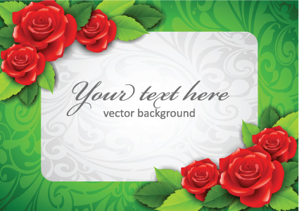 Flower frame vector free vector download (15,272 Free vector) for ...