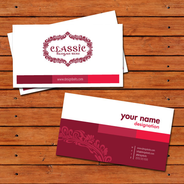 Beautiful Free Business Card Design Template Free Vector In Adobe
