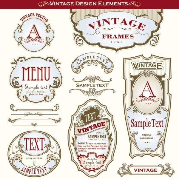 bottle label design free vector download 9 106 free vector for