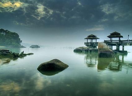 beautiful landscape picture