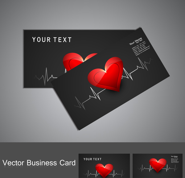 Beautiful medical business card or visiting card colorful vector beautiful medical business card or visiting card colorful vector design free vector 128mb flashek Choice Image