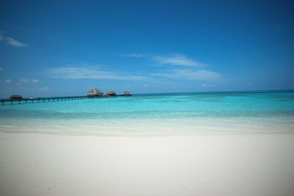beautiful ocean maldives
