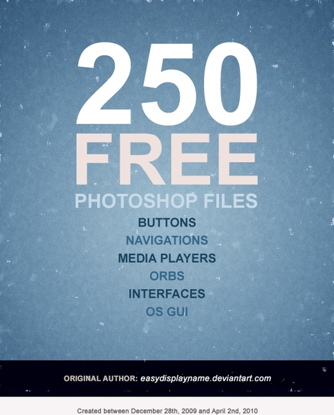 beautiful page comprehensive set of design elements button 250 psd files 2