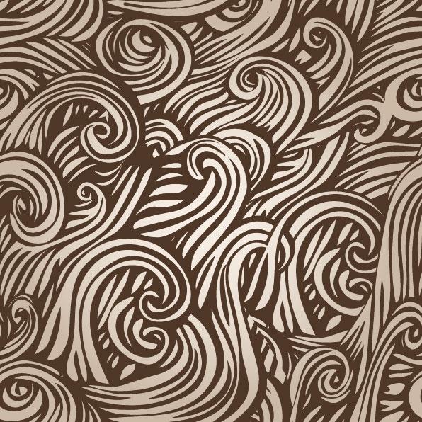 beautiful pattern background 17 vector