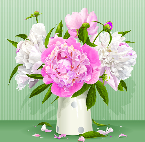 peony free vector download 79 free vector for commercial