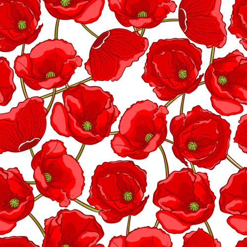 Images Free Download: Poppy Free Vector Download (48 Free Vector) For Commercial