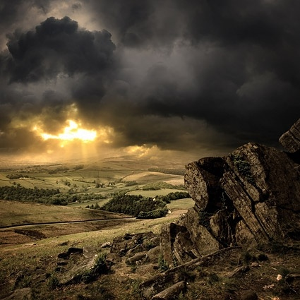 beautiful scenery picture