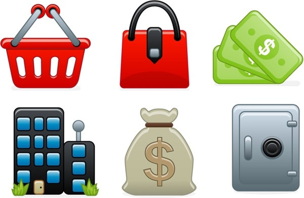 Beta Accounting icons icons pack