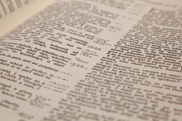 bible book christian