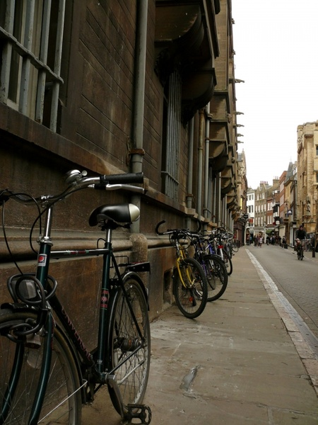 bicycles