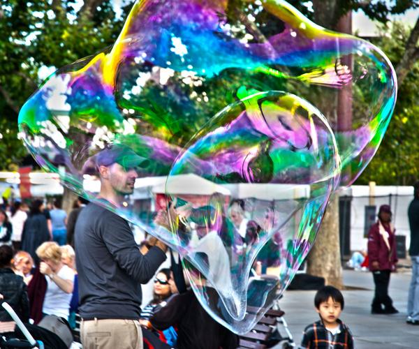 big bubble london