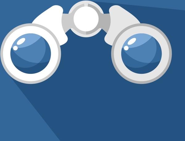 Binoculars Free Vector Download 86 Free Vector For