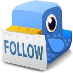 Bird follow