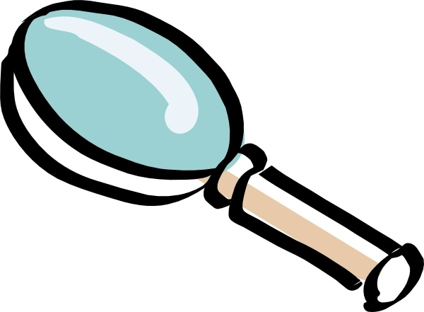 bitterjug magnifying glass clip art free vector in open office rh all free download com