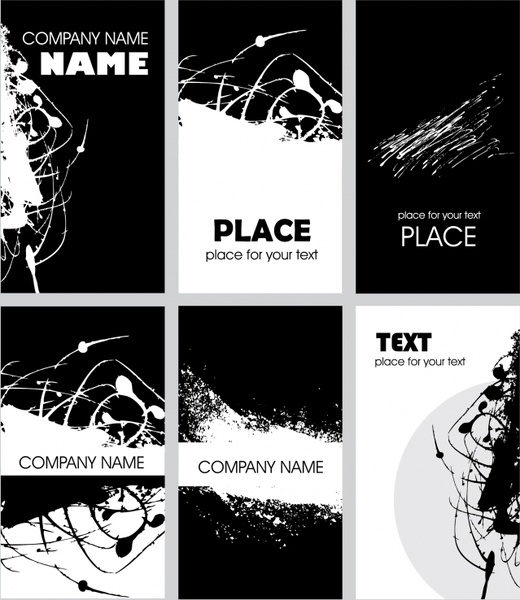 abstract background black white grunge messy decor