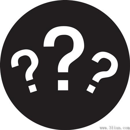 black question mark icon vector free vector in adobe illustrator ai rh all free download com question mark vector graphic question mark vector freepik