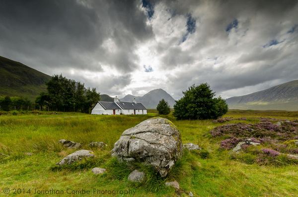 black rock cottages explored