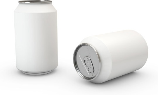 blank cans highdefinition picture