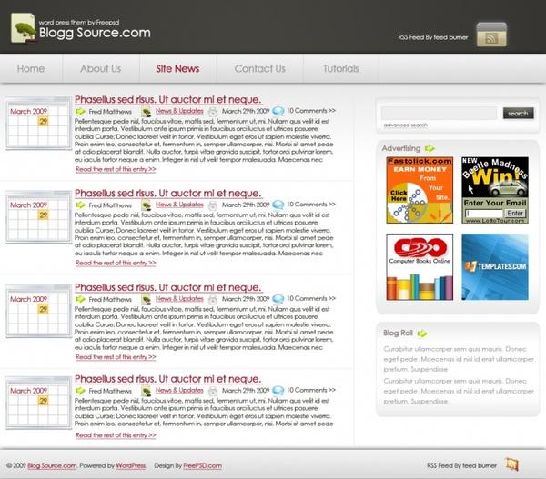 Blog Source