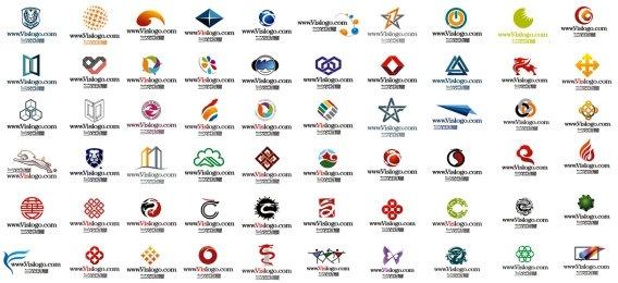 blue dragon creative logo design vector the originals eliminated graphics draft