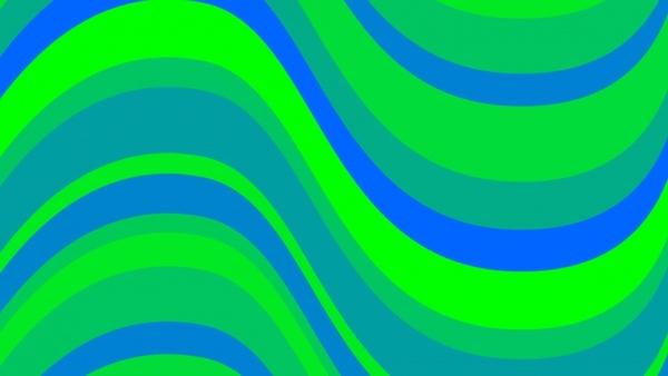 blue green background