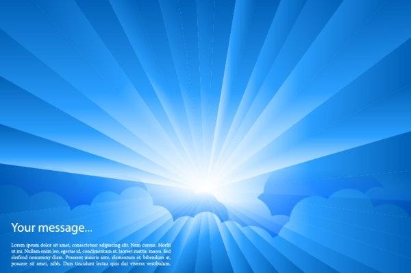 blue light background 05 vector