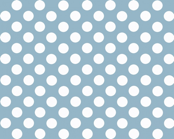 Seamless circles, dots pattern. Seamlessly repeatable polka dot.
