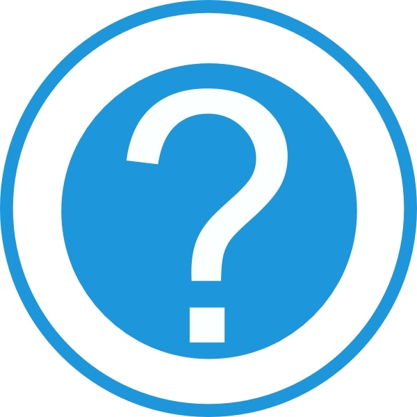 blue question mark clip art free vector in open office drawing svg rh all free download com free clip art question mark sign question mark pictures clip art free