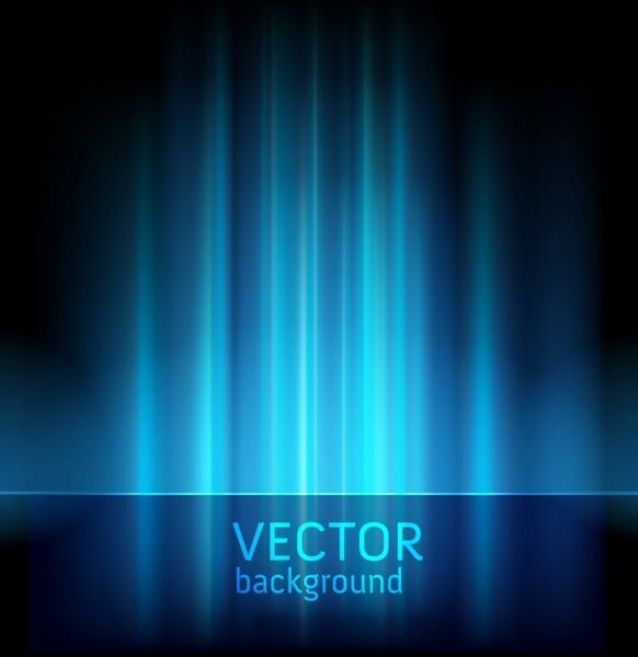 decorative background dark blue light decor