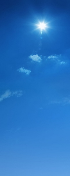 blue sky 01 hd picture