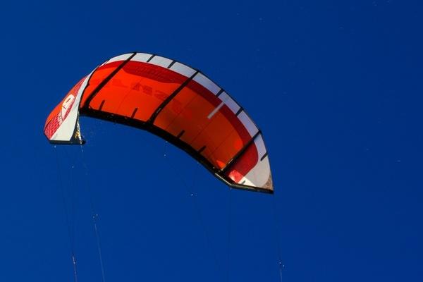 blue sky kite