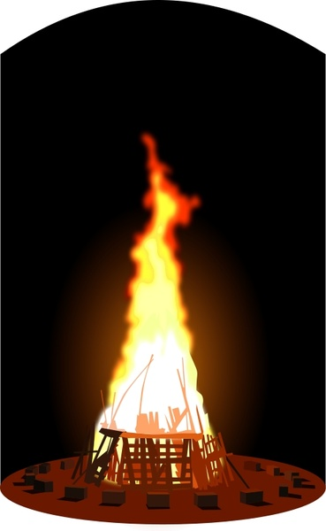 Bonfire Free Vector Download 39 Free Vector For