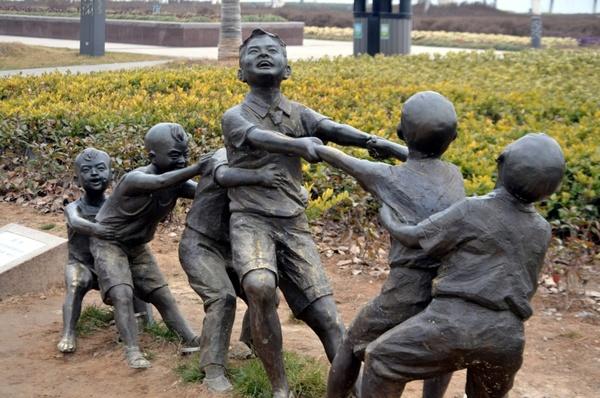 bonze sculpture