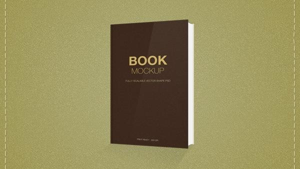 photoshop book mockup free download