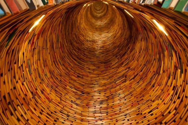 book tunnel