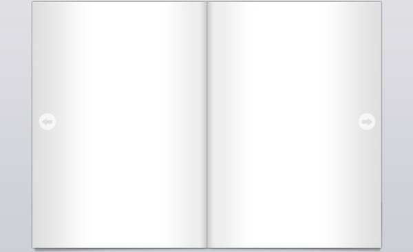 books page psd layered