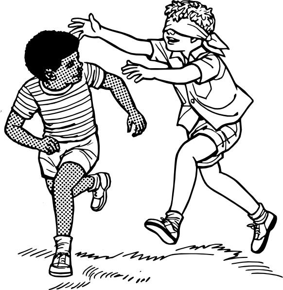 Boys Running Clip Art Free Vector In Open Office Drawing Svg Svg