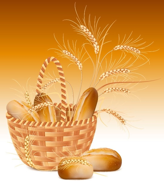Bread Vector Free Vector Download 274 Free Vector For