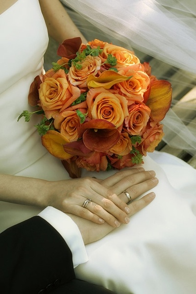 bridal bouquet picture 3